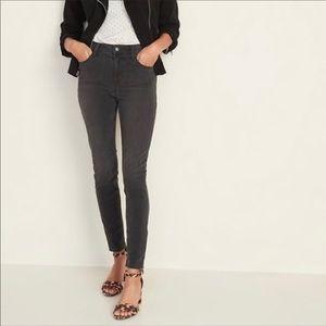 Old Navy Rockstar Secret-Soft Jeans